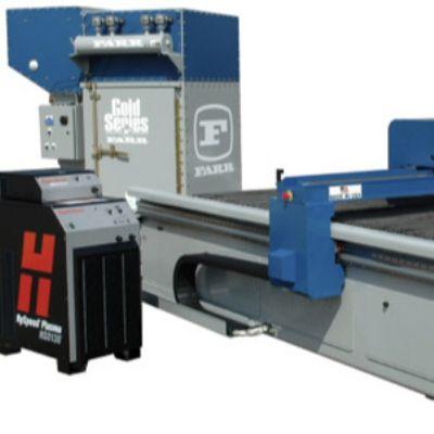 Heavy-Duty Plasma-Cutting System
