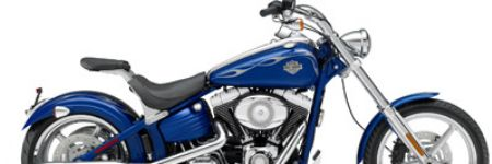 New Harleys Cruise with Deep-Drawn Fenders