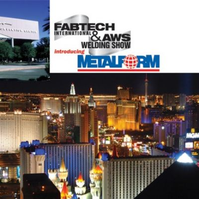 FABTECH, Welding Show and METALFORM All in One
