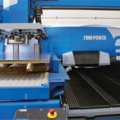 Automated Turret Press Triggers Growth for Captive 
