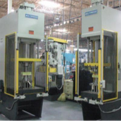 Hydraulic-Press Duo Assemble Safety-Critical Ball ...