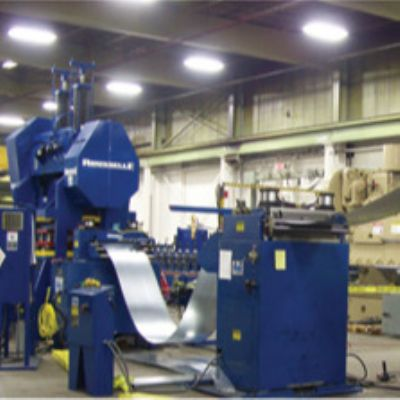 Rollforming Demands More from Coil Handling