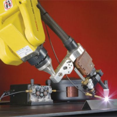 Robotic Gas Tungsten Arc Welding