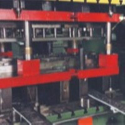 Press-Mounted Shuffle Drive Systems