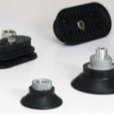 Vacuum Suction Cups for Hot-Forming Applications