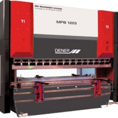 New Press-Brake Lineup Offers 