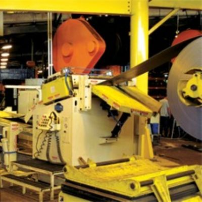 Stamper Blossoms from Captive to Contract Supplier