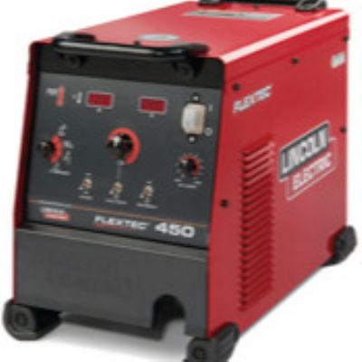 Welding Power Source Provides up to 500 A
