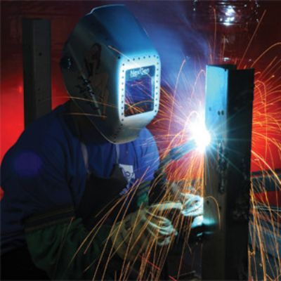 Show Welders You Care, with ADF Helmets
