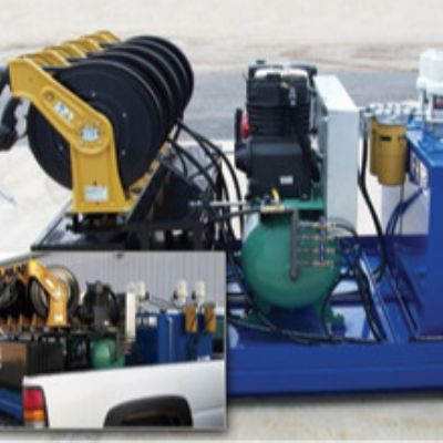 Lubrication System Designed for Mobility
