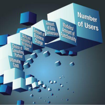 Factors Affecting ERP Implementation Costs
