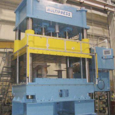 Custom Hydraulic Presses