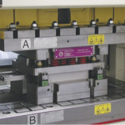 Magnetic Quick-Die-Change Systems