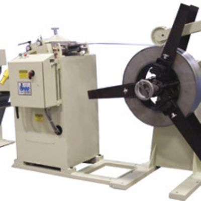 Press-Feed System Ready to Roll