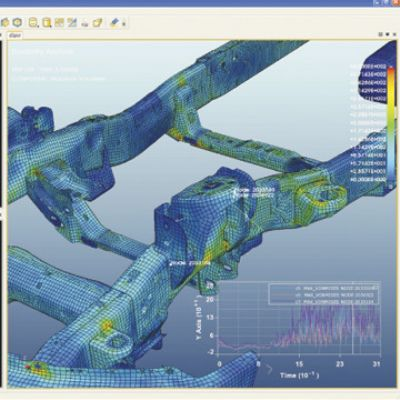 FEA Software Upgrades Promise to Please Your Engineers