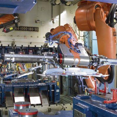 Crossbar-Robot Retrofit Raises the Bar on Pressline Pro...