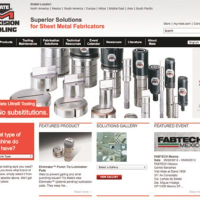 Fabrications Solutions Featured on New Mate Website