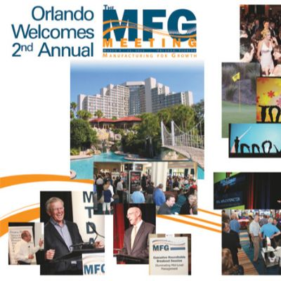 Orlando Welcomes 2nd Annual The MFG Meeting