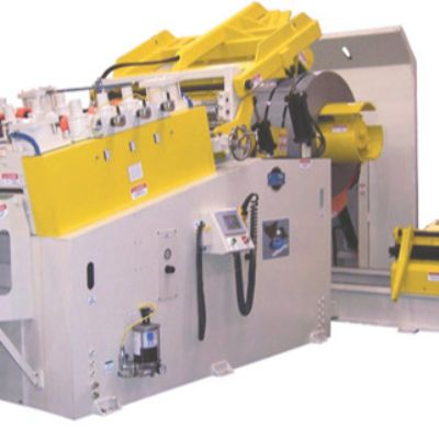 The Basics of Coil Processing Equipment, Part 2: Straightening th...