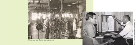 Tracing the Roots of the Precision Metalforming Association