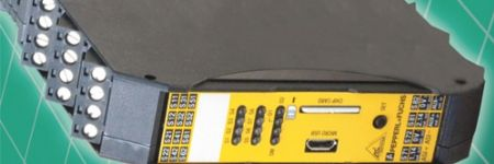 Stand-Alone Safety Controller  Delivers Flexibility and Power