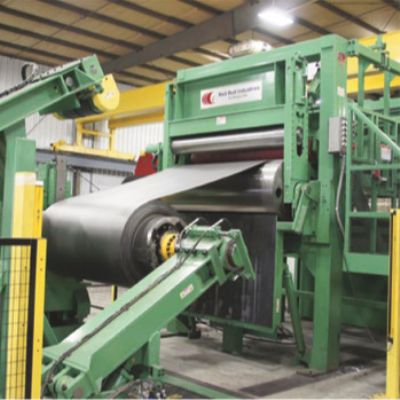 Stripco Installs Red Bud EPS Coil Line