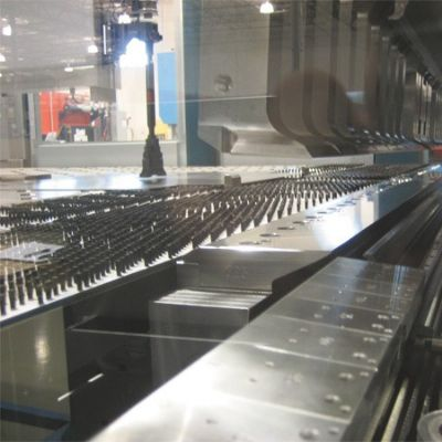 Automated Panel Bending Picks Up Where Lean Leaves...