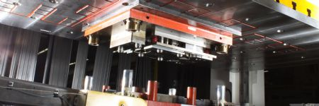 Press Line Addresses Setup-Time Reduction Start to Finish