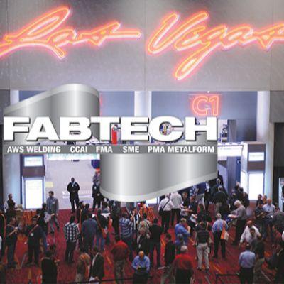 FABTECH Draws Thousands to Vegas