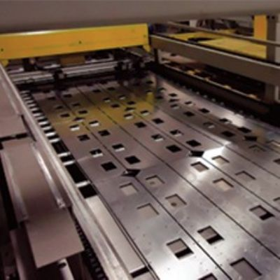 Software Elevates CNC Punching Productivity