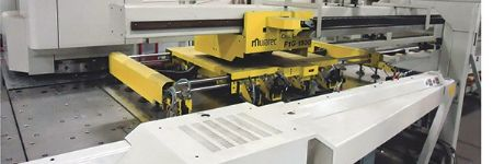 Software Elevates CNC Punching Productivity