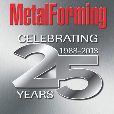 25 Years Ago, Metal Stamping Magazine Became MetalForming