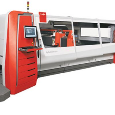 Automated Laser Cells, Press Brakes and Software