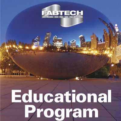 FABTECH—Educational Program