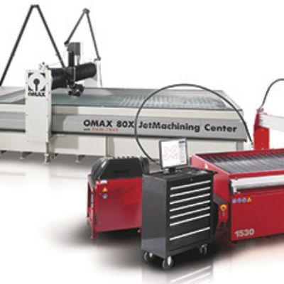 Waterjet Precision and Versatility