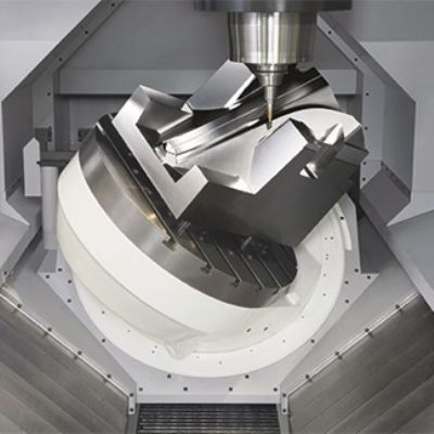 Five-Axis Machining Center Brings Sustained Accura...