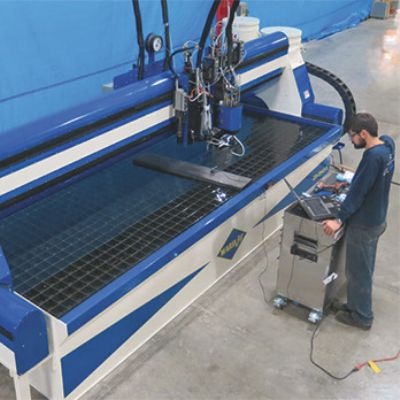 WardJet Openhouse Marks 
