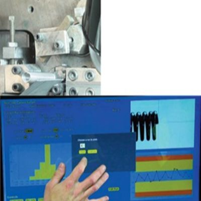 Camera Gauge Monitors Auto-Adjusting Spring Manufa...