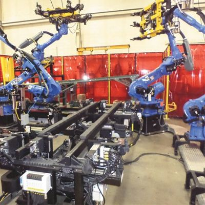 Fixturing for Automated Welding in Automotive—Repeatability, Access and Protection a...