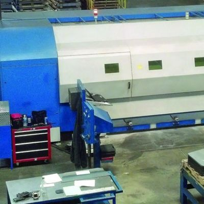 Energy Savings Convince Management of the Benefits of Fiber Laser...