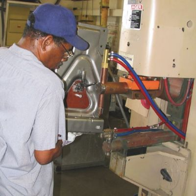 How to Improve Spot-Welding Performance