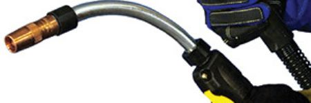 Arc-Welding Guns for Semiautomatic and Robotic Applications