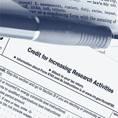 Benefit from New IRS Rules for the Research and Development ...