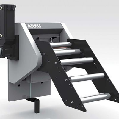 High-Speed Servo Press Feed
