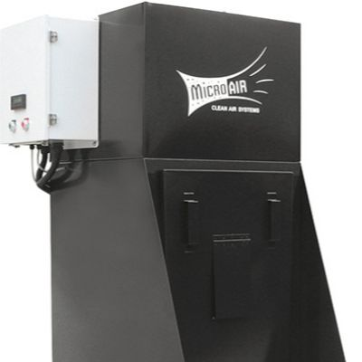 Wet Collector for Combustible Dust