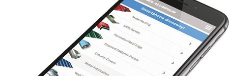 App Provides Access to an Abundance of Aluminum-Product Info