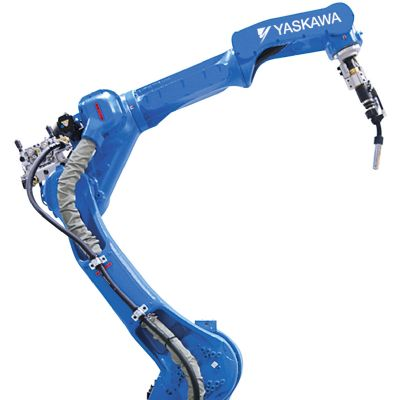 New Welding Robots a Dynamic Duo of Speed and Flexibility