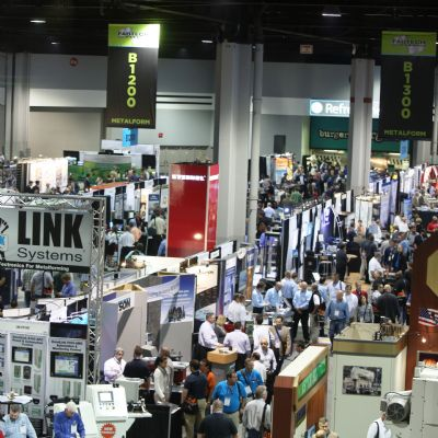 FABTECH 2014—So Much to See, So Little Time to See it