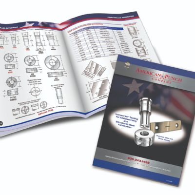 Expanded Metalforming, Ironworking Tooling Catalog