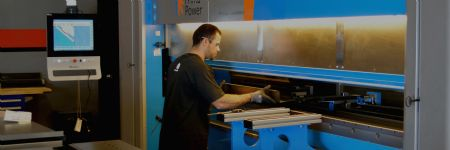 Servo-Electric Press Brakes Support Fab-Shop Growth